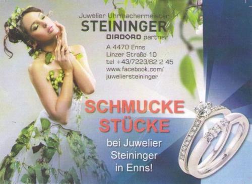 Juwelier Steininger Enns