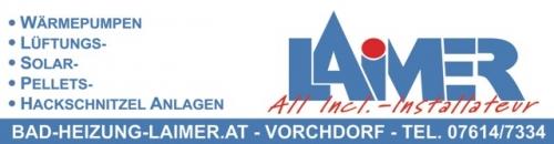 Installateur Laimer Vorchdorf