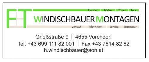 Windischbauer Montagen Vorchdorf